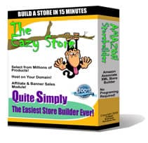 Amazon Easy Afilliate Store Builder